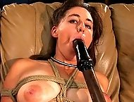 Amateur Casting Couch: Minx Grrl takes it in the ass for her first porn