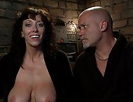 The Mechanic: Huge Natural Tits MILF Fucked and Dominated!  ]]>