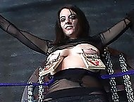Sexy Marli loves her visits to the dungeon